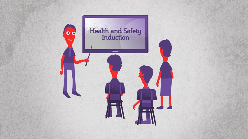 Online Health and Safety Training for Production Companies in the UK